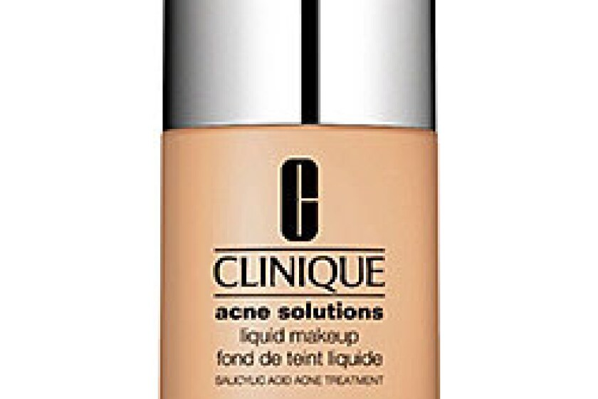 Clinique Acne Solutions Liquid Foundation