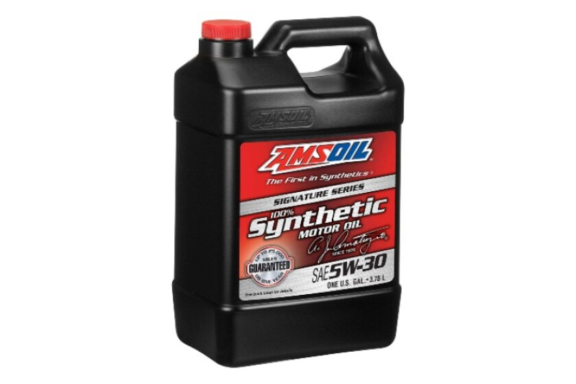 best synthetic high mileage motor oil
