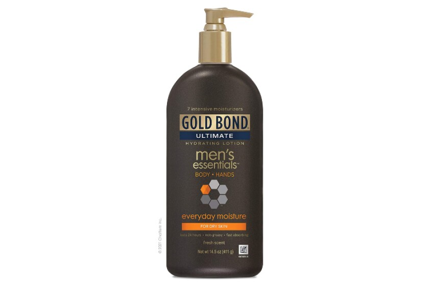 best Gold Bond Ultimate Gold Men's Essentials Hydrating Lotion