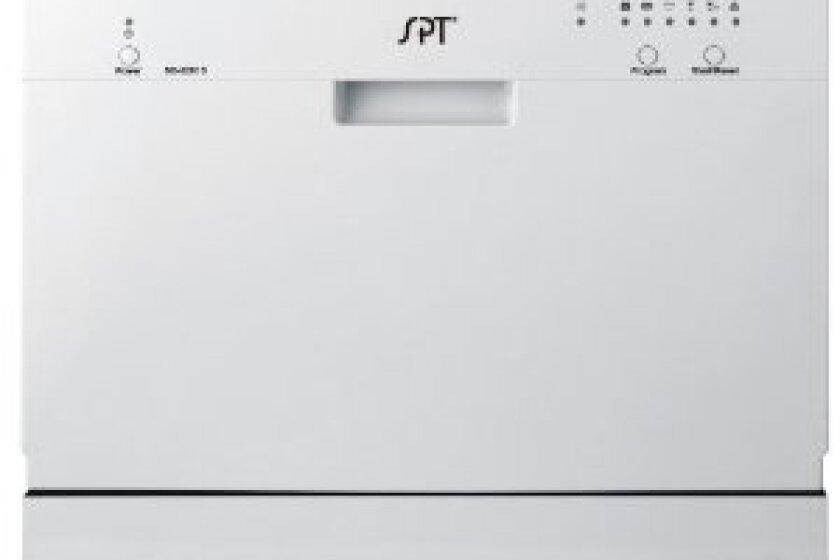 SPT Countertop Dishwasher Model SD-2201S