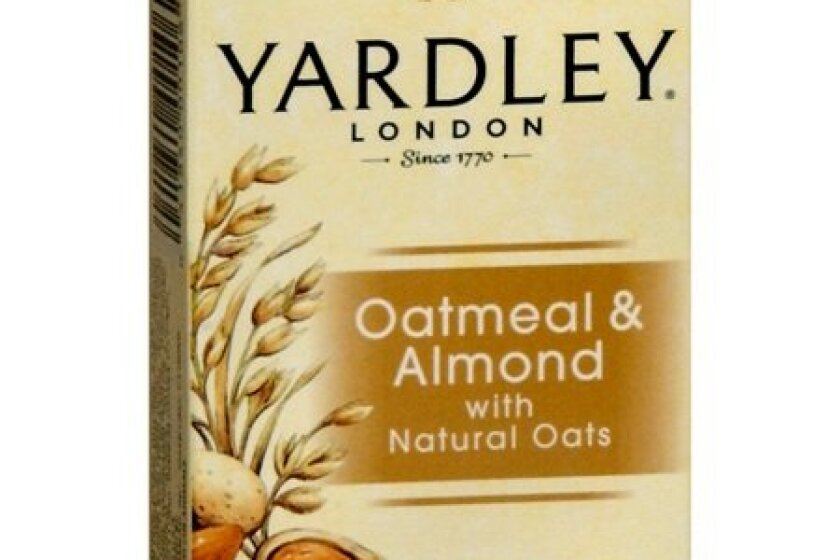 Yardley of London Naturally Moisturizing Bar Soap - Oatmeal & Almond