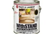 Pratt & Lambert Withstand Interior/Exterior Latex Floor Enamel