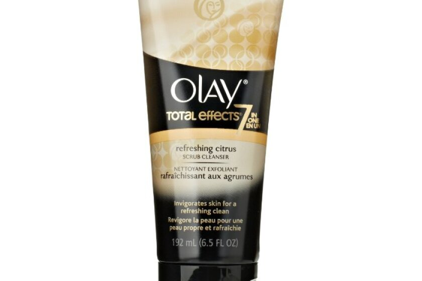 Olay Total Effect Refreshing Citrus Face Scrub