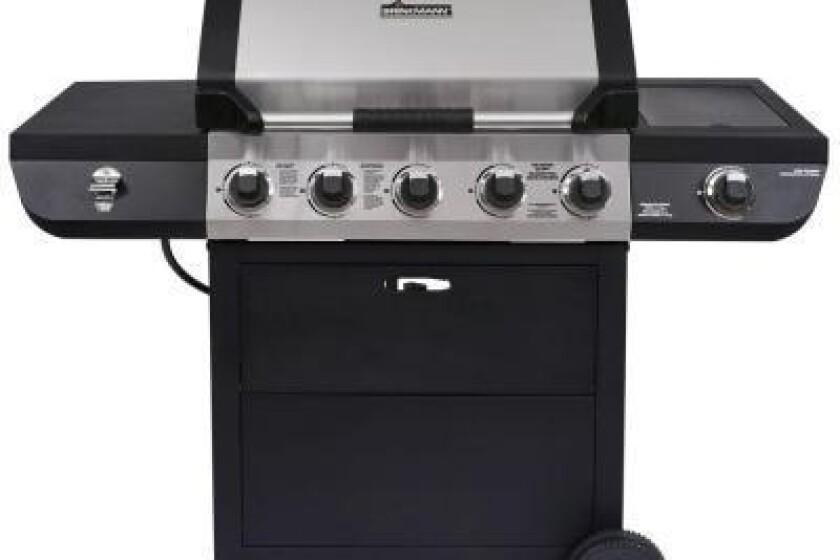 Brinkmann Grill King 5-Burner Propane Gas Grill