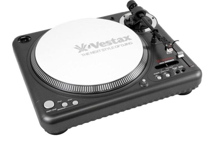 Vestax PDX-3000MKII Turntable