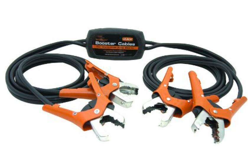 Juice Performance BC0880 SafeGuard 16' 6 Gauge Booster Cable