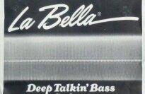 La Bella Original 1954 Flatwound Bass Guitar Strings