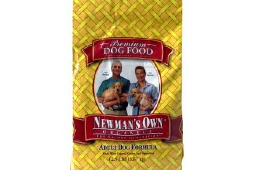 Newman's Own Organics Adult Dog Food Formula