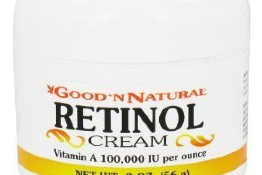 Good 'N Natural Retinol Cream