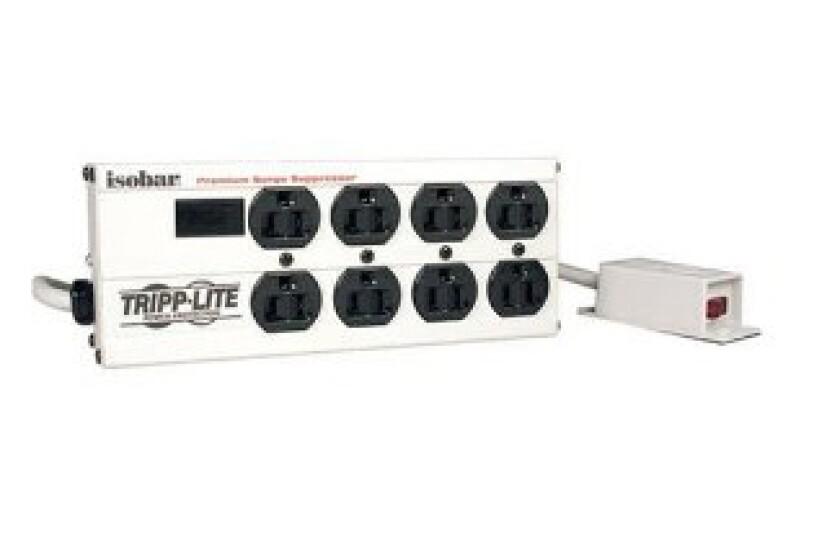 Tripp Lite Isobar 8 Outlet 120V Surge Suppressor