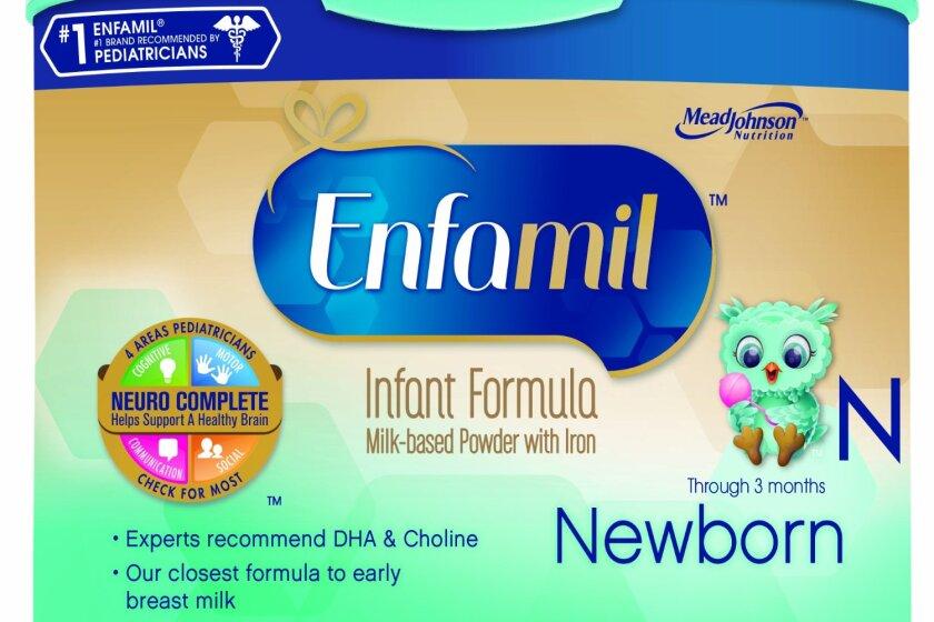 Enfamil Newborn Powder Formula