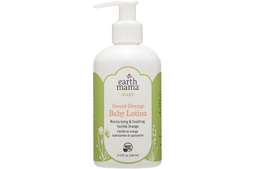best Earth Mama Angel Baby Lotion