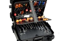 Chicago Case - Military Ready Mechanical Hinged Tool Case