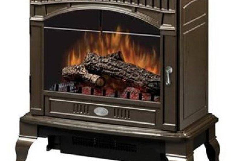 Dimplex North America DS5629BR Traditional Electric Stove