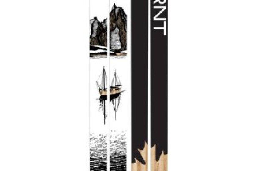 4FRNT Hoji滑雪