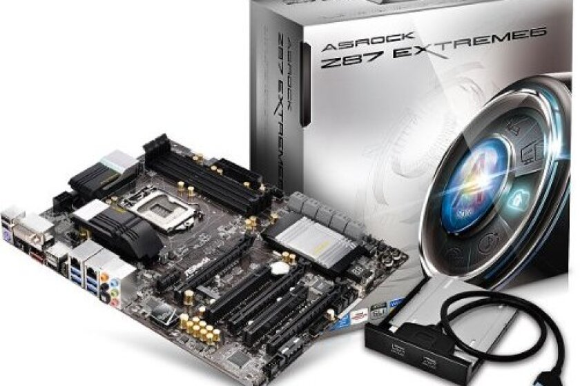 ASRock Z87 Extreme4 Intel Motherboard