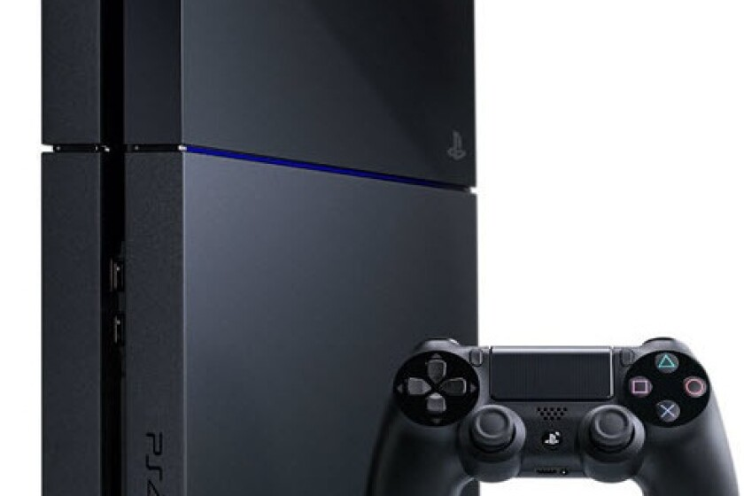 Playstation 4 Black 500 GB Console (PS4)