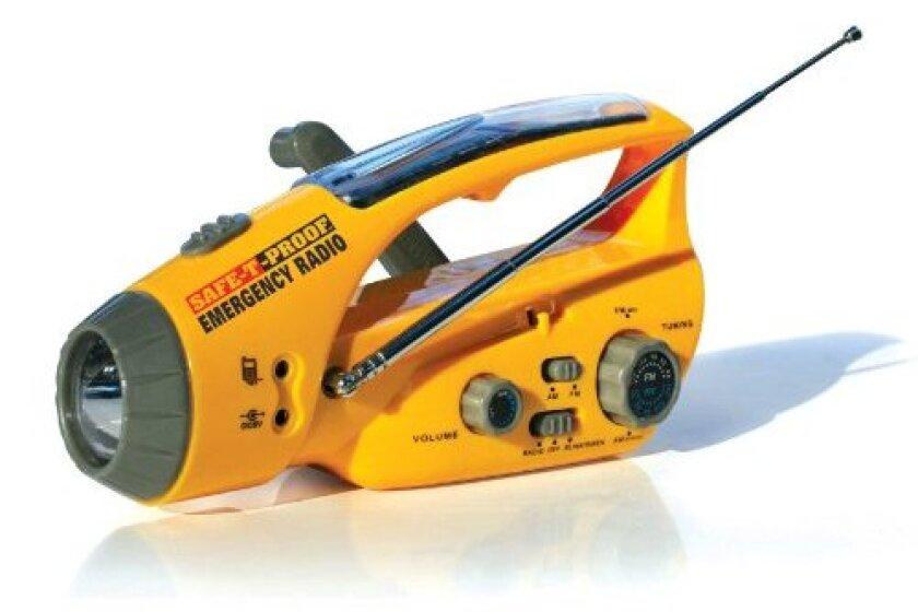 Safe-T Proof Emergency Radio