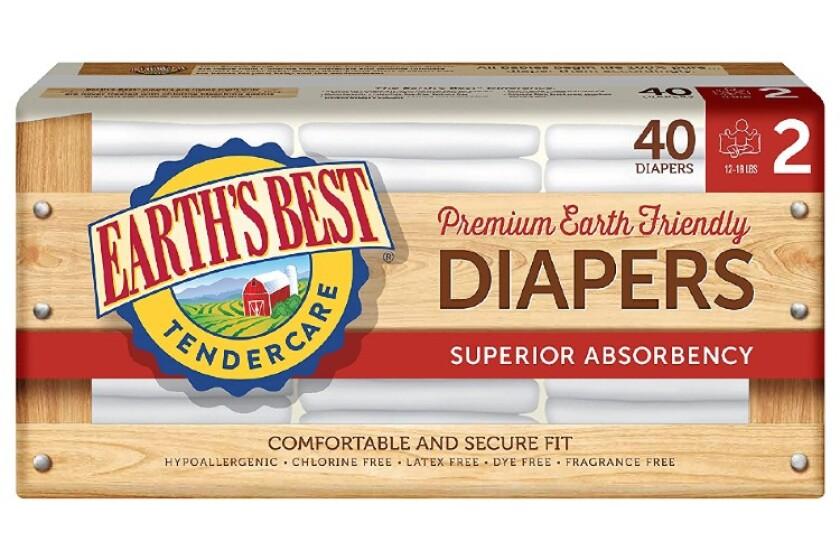 best disposable diaper