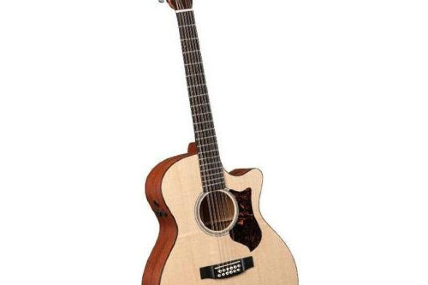 Martin GPC12PA4 12-String Acoustic Electric Guitar