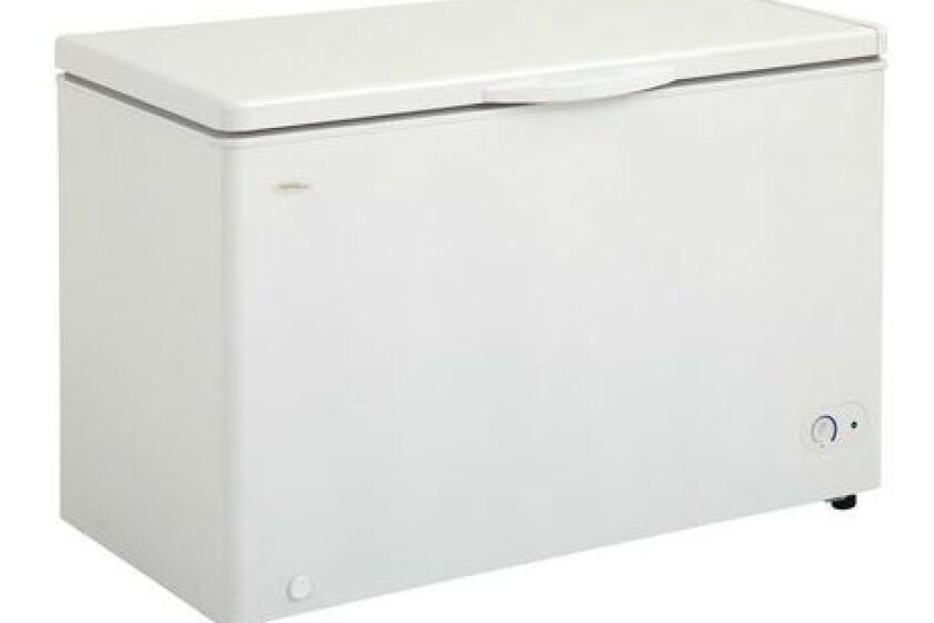 Danby 9.6 Cu. Ft. Chest Freezer - DCF096A1WDD1