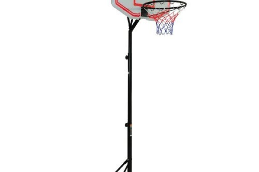 Aosom Adjustable Height Indoor/Outdoor Portable Youth Basketball Hoop