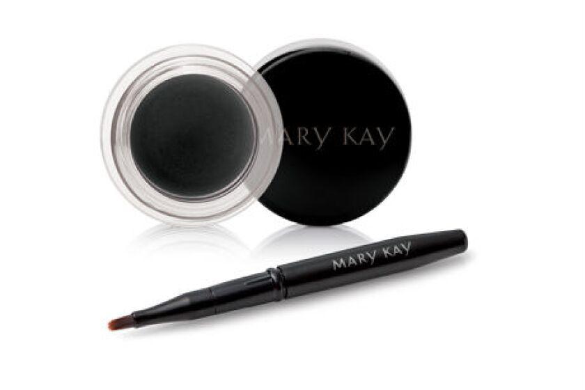Mary Kay Gel Eyeliner With Expandable Brush Applicator