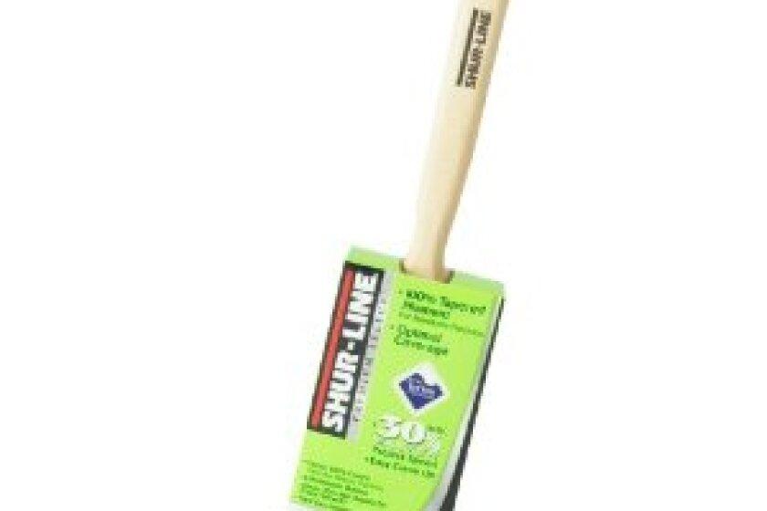 Shur-Line 55535 2 1/2' Angle Sash-Poly Premium Select Brush