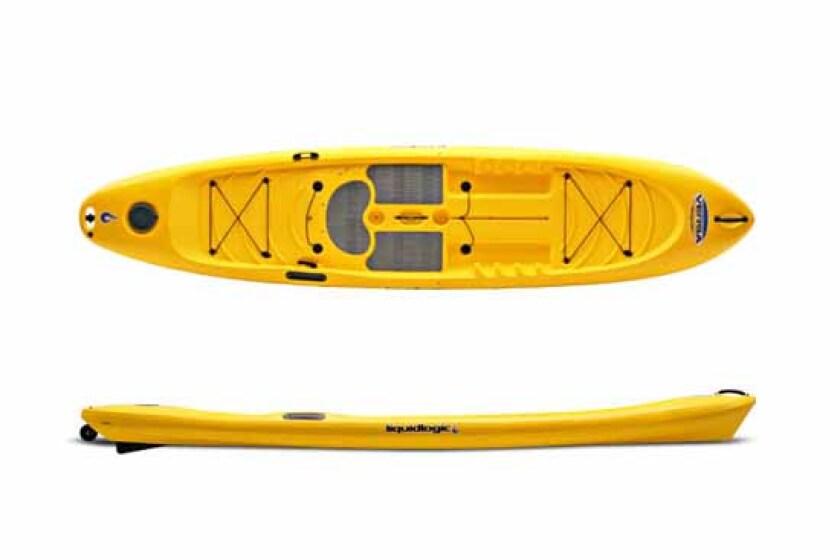 Liquid Logic Versa Board Stand Up Paddle Board