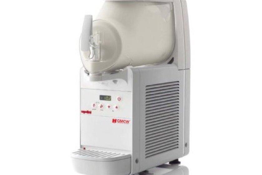 Grindmaster-Cecilware 200805L Stainless Steel Soft Serve Dispenser Ice Cream & Yogurt Machine