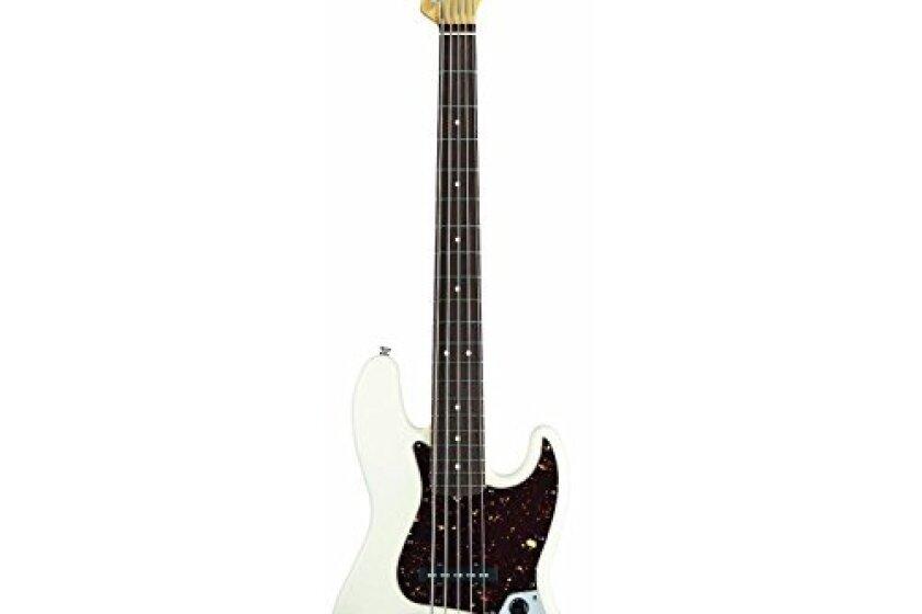 Fender American Standard 5-String Jazz Bass Guitar V