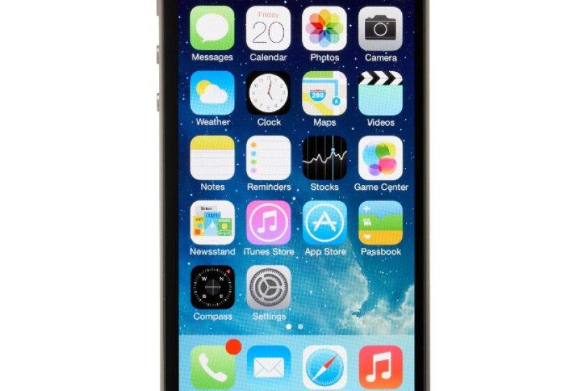 Apple iPhone 5s (Verizon)