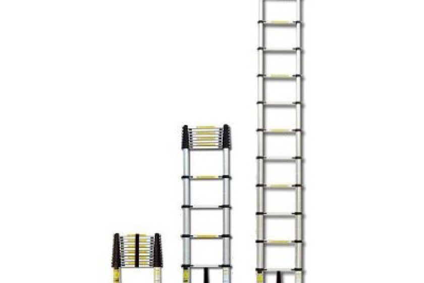 XtremePower 12' Telescoping Extension Ladder