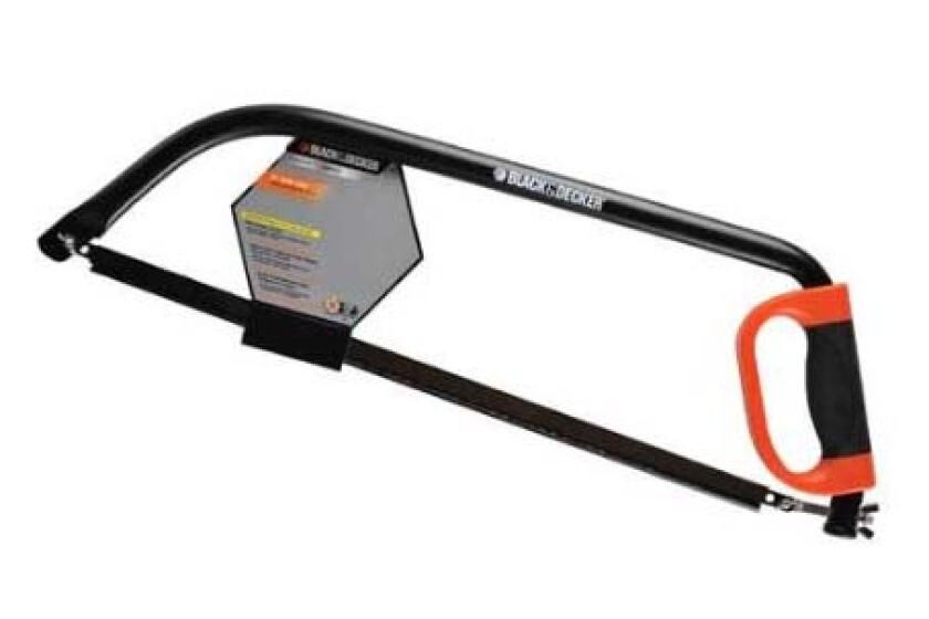 Black & Decker 24-Inch Bow Saw with Knuckle Guard BD1703