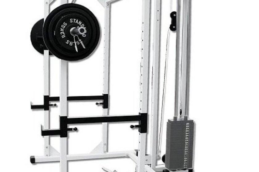 Deltech Fitness Pro Power Rack
