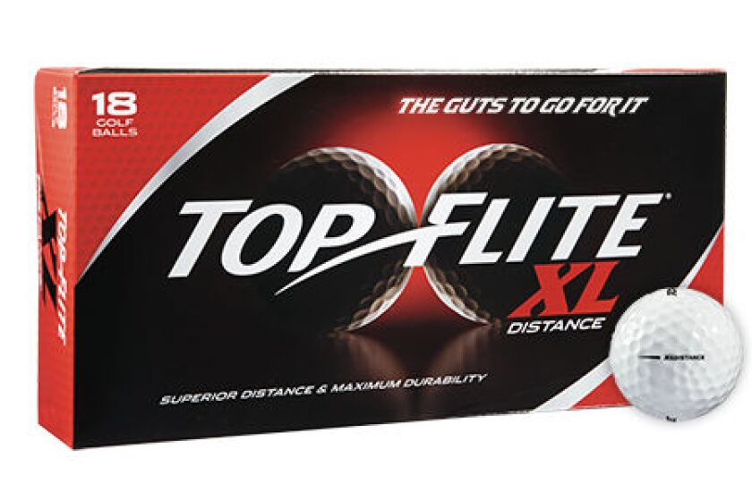 2014 Top Flite XL Distance