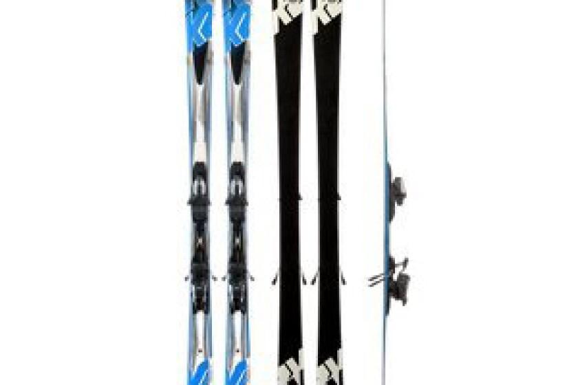 K2 A.M.P.毒刺滑雪