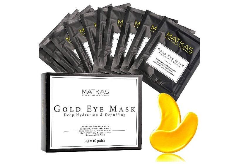 Best Gold Under Eye Mask