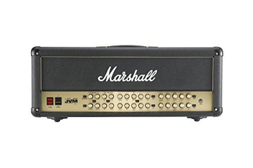 Marshall JVM-410H Joe Satriani Signature Guitar Amplifier Head