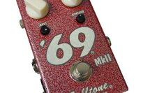 Fulltone '69 mkII Guitar Fuzz Pedal