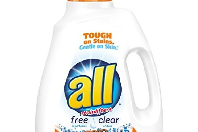 All Ultra Free Clear Oxi Laundry Detergent