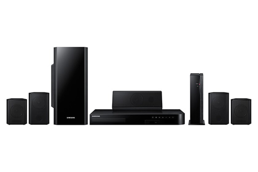 Samsung HT-H5500W Home Theater System