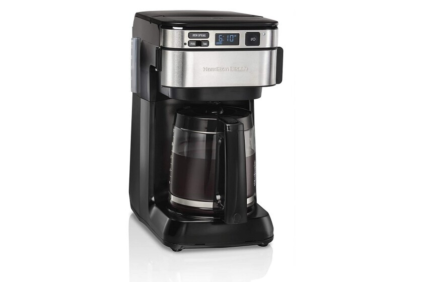 best front access coffee maker