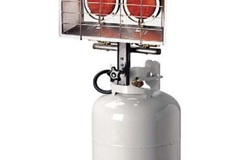 Mr Heater MH30T 28,000 BTU Tank Top Infrared Propane Heater