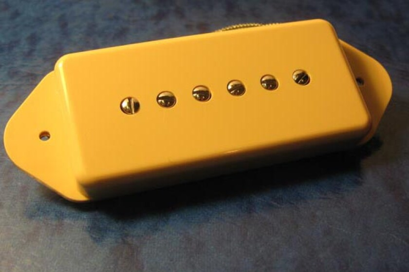 Wolftone P90 Meaner Guitar Pickup