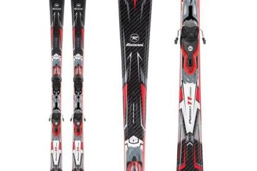 Rossignol的追求11滑雪