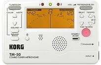 KORG TM-50 Tuner Metronome