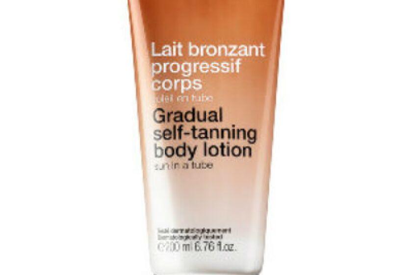 Sephora Collection Gradual Self-Tanning Body Lotion