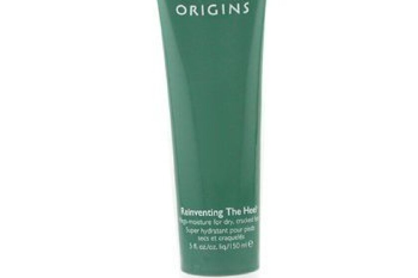 Origins Reinventing The Heel Mega-Moisture Foot Cream
