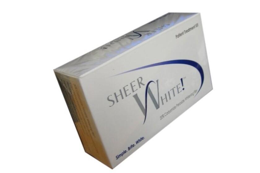 best Sheer White Teeth Whitening Strips